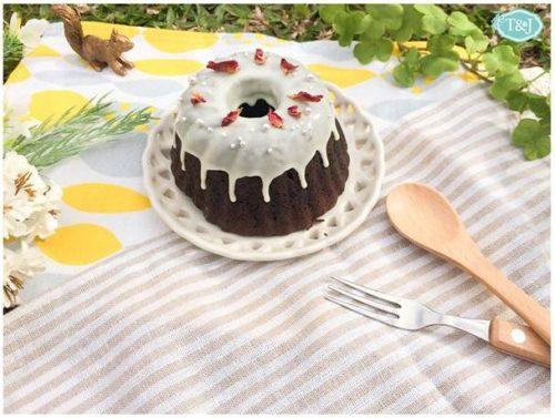 4 吋布朗尼蛋糕